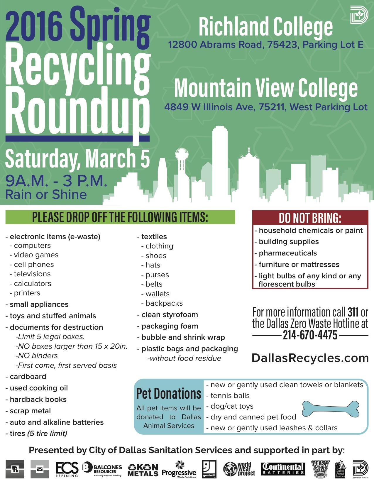 RecycleRoundUpFlyer-March2016